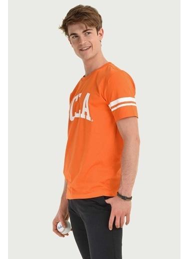 UCLA Tişört Oranj